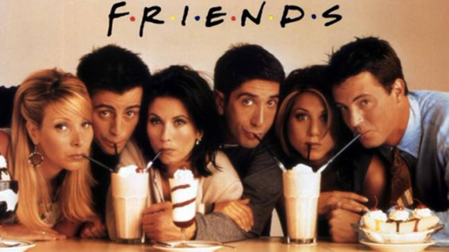 It's hard to imagine the Friends cast played by anyone else (Credit: Warner Bros)