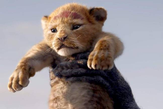 The Lion King was remade in 2019 (Credit: Disney)