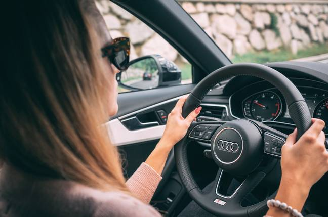 There's a reason you shouldn't wear flip flops while driving (Credit: Unsplash)