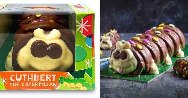 Cuthbert (left) and Colin (right) (Credit: Aldi/ Marks and Spencer)
