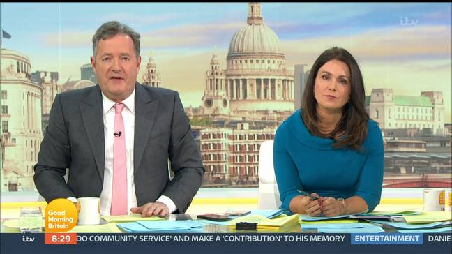 Susanna Reid said Good Morning Britain will feel 'very different' going forward (Credit: Shutterstock)