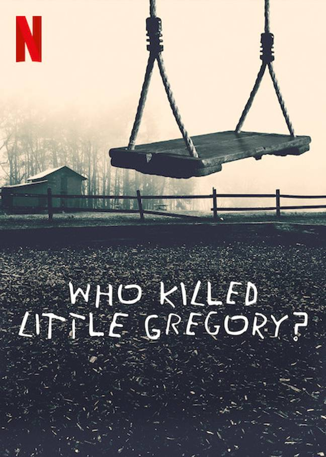 Gregory was just four years old when he was murdered. (Credit: Netflix)