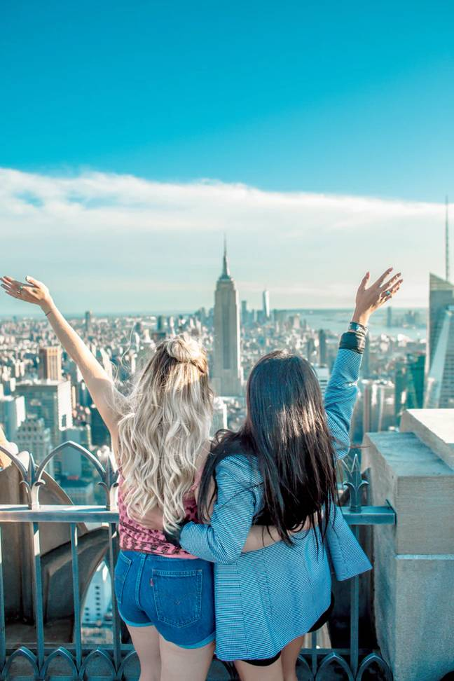If you've been planning a trip with the gals, now is your chance (Credit: Unsplash)