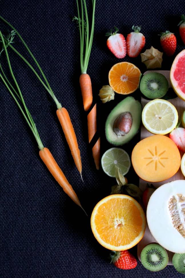 Certain fruits and veg also contain the flavanols (Credit: Unsplash)