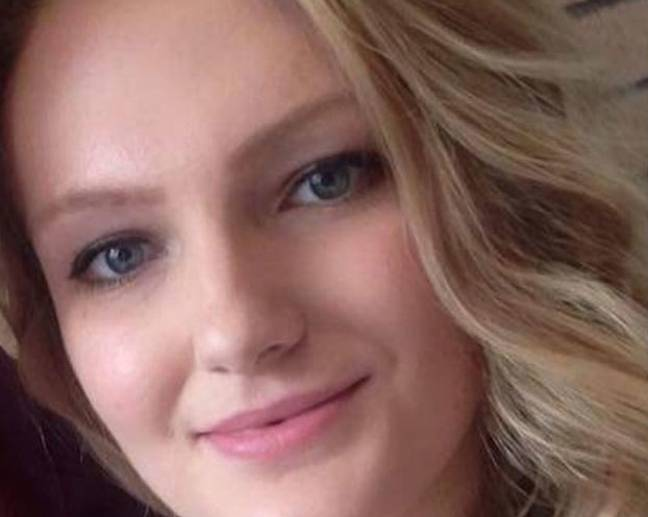 Chloe Miazek was killed two hours after she was approached by Mark Bruce at a bus stop at the end of a night out. (Credit: Scotland Police)