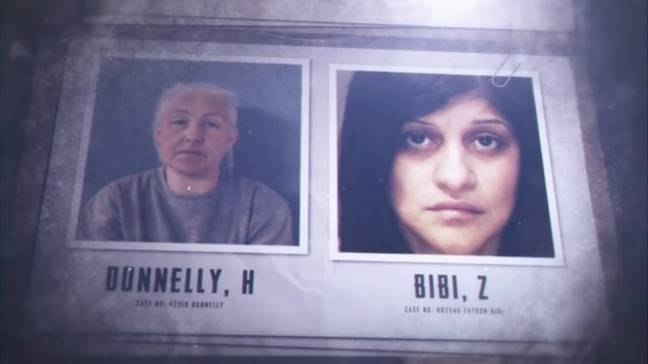 'Lady Killers' explores the worst female murders (Credit: Quest Red)