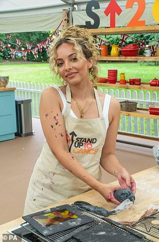 Little Mix's Jade Thirwall willtake part (Credit: Channel 4)