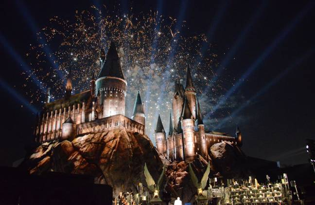 There's a new 'Harry Potter' theme park on the way (Credit: PA)