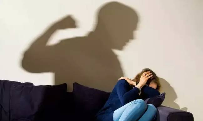 Domestic abuse cases soared during lockdown (Credit: PA)