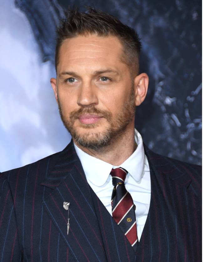 Tom Hardy will be producing (Credit: PA)