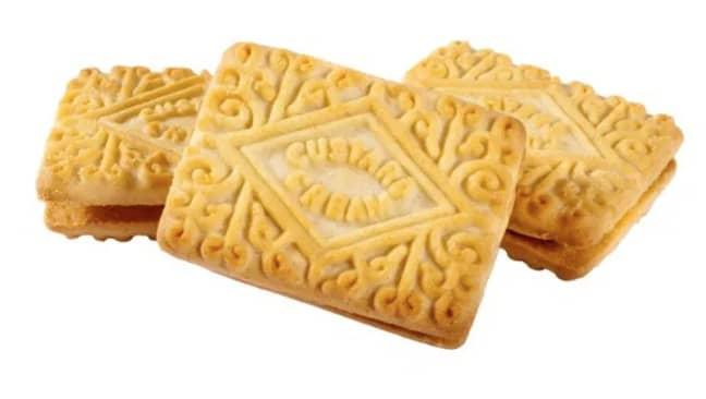 Long-time favourites like Custard Creams made it into the top ten (Credit: Custard Cream)