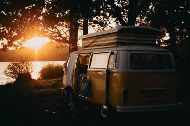 Fancy the camper van life? (Credit: Unsplash)