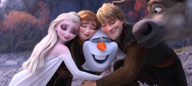 The spin-off series is all about Olaf (Credit: Disney)