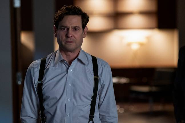 Henry Thomas will also be in the new series (Credit: Netflix)