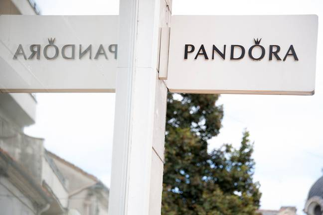 The outlet is a secret for fans of Pandora products (Credit: PA)