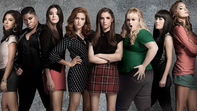 Time for a reunion with the Bellas (Credit:Pitch Perfect / Universal)