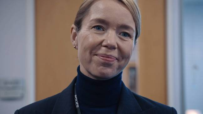 Line of Duty fans are certain Patricia Carmichael is H after spotting a sneaky clue (Credit: BBC)
