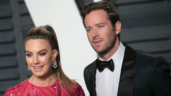 Elizabeth and Armie were married for 10 years (Credit: PA Images)