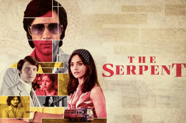 The Serpent kicks off the New Year with true crime (Credit: BBC)