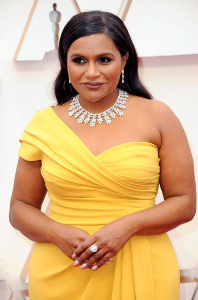 , Mindy Mindy Kaling will team up with 'Brooklyn Nine-Nine' co-creator Dan Goor to write 'Legally Blonde 3' (Credit: PA)