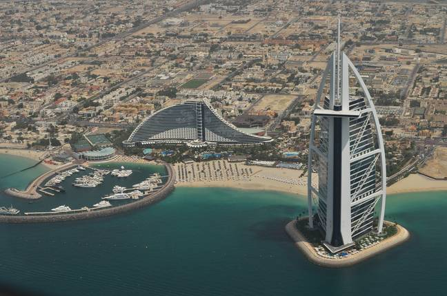 Dubai is seeing a rise in Covid-19 cases (Credit: Unsplash)