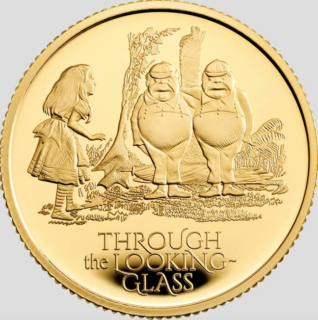 Both coins are available in gold, silver and base metal (Credit: The Royal Mint)