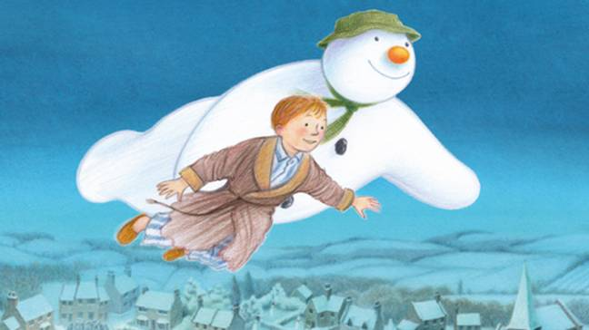The Snowman is a much loved festive children's character (Credit: The Snowman/ Penguin)