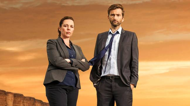 Broadchurch is also available on Britbox (Credit: Britbox)