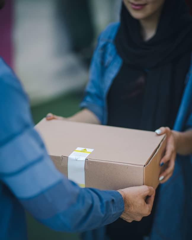 12 million Brits have had their deliveries stolen (Credit: Unsplash)