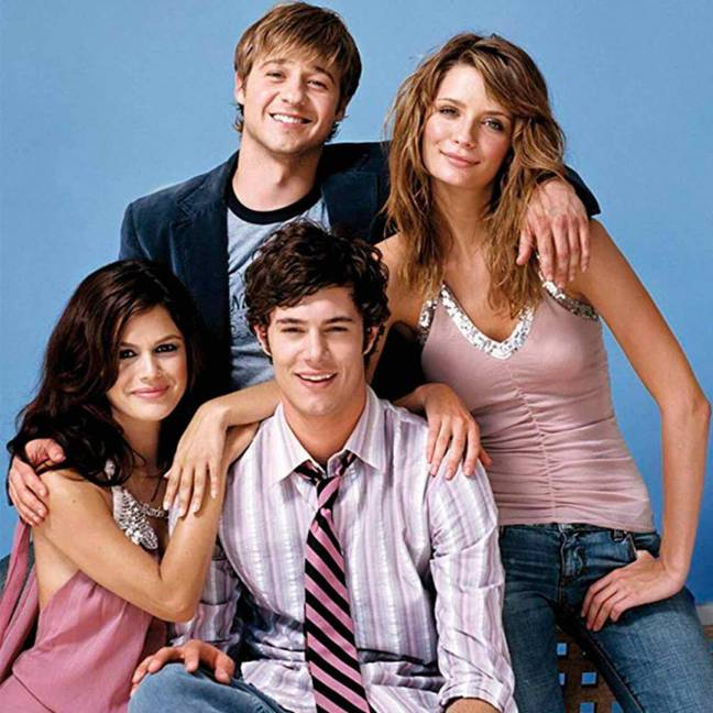 All episodes of The O.C. are coming to All4 (Credit: FOX)
