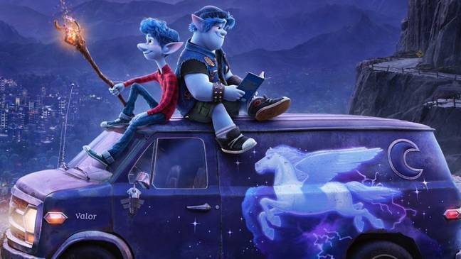The brothers embark on a magical quest to bring their late dad back to life for just 24 hours (Credit: Disney)