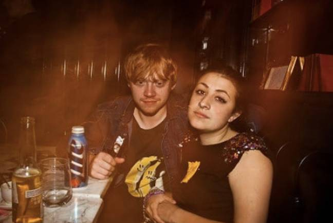 Georgia and Rupert have been dating since 2011 (Credit: Instagram/ Rupert Grint)