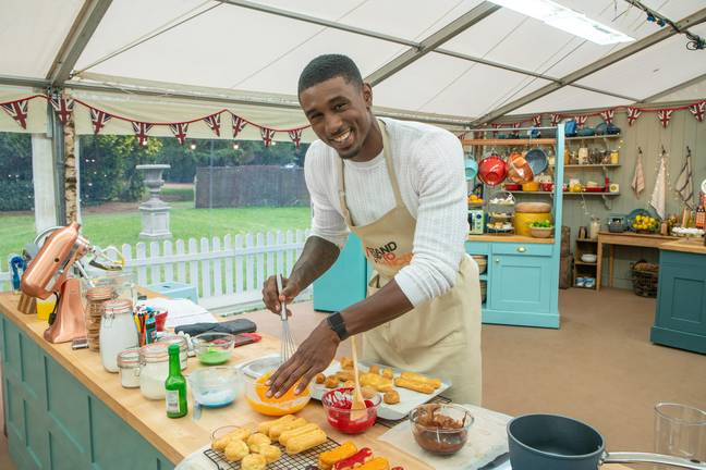 Ovie Soko is also starring on the show (Credit: Channel 4)