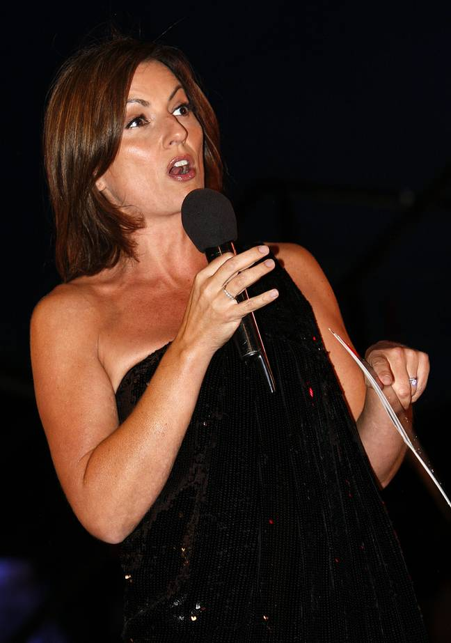 Davina hosted the reality show for 11 years (Credit: PA)