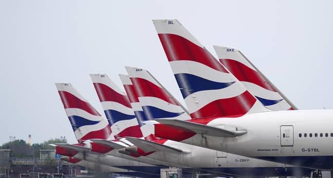 British Airways and Ryanair are under investigation by a consumer watchdog (Credit: PA)