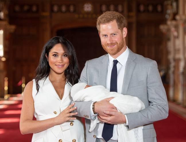 Chrissy called Meghan 'really wonderful' and 'so kind' (Credit: PA)
