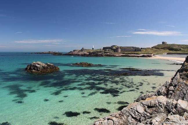 Guernsey is one of the beautiful Channel Islands ' Credit: Visit Guernsey