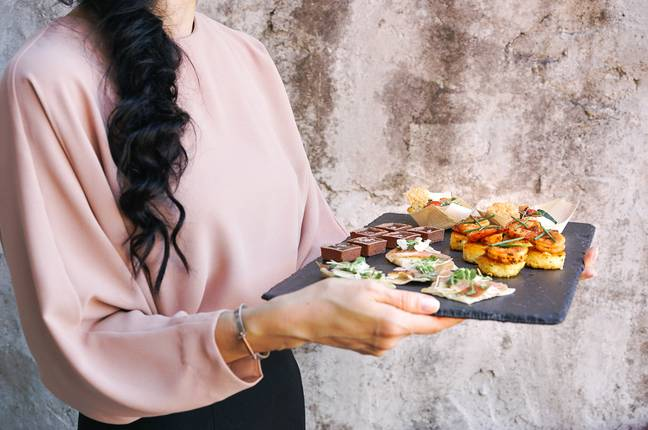When the couple is in residence you will need to cook for them and help host events (Credit: Unsplash)