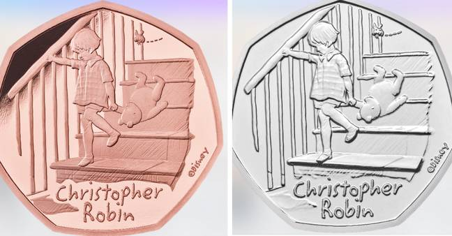 Bag the coin in gold or silver (Credit: Royal Mint)