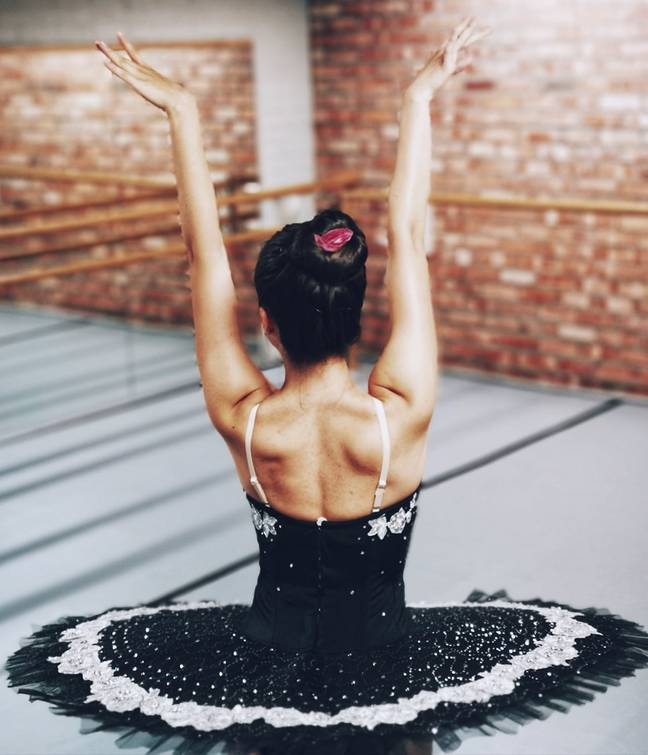 Now's your big chance to become the prima ballerina you always wanted to be (Credit: Pexels)