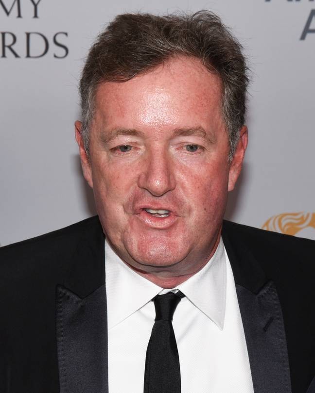 Piers Morgan wants trolls to face punishment on social media (Credit: PA)