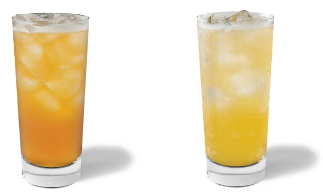 There's two new iced teas to choose from too (Credit: Starbucks)