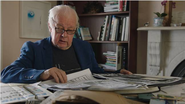 Six-time Oscar nominee Jim Sheridan has directed the new documentary (Credit: Sky)