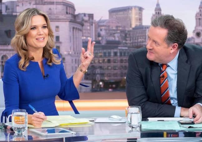 Piers Morgan quit Good Morning Britain in March 2021 (Credit: Instagram/piersmorgan)