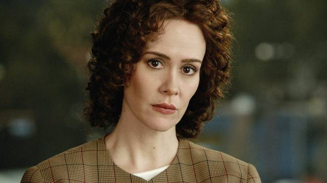 Sarah Paulson played Marcia Clark, the lead prosecutor in the O. J. Simpson trial for the first season of American Crime Story (Credit: FX)