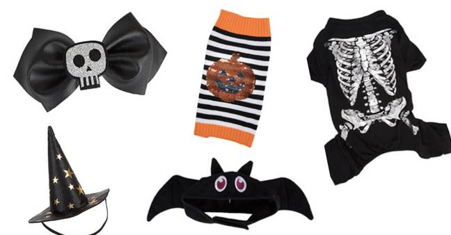 There are loads of cute costumes and items to collect (Credit: Pets at Home)