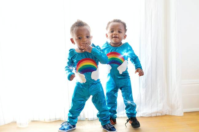 It can often be hard to tell identical twins apart (Credit: Unsplash)
