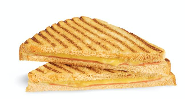 There are 25 vegan options launching including a cheeze toastie (Credit: Costa)