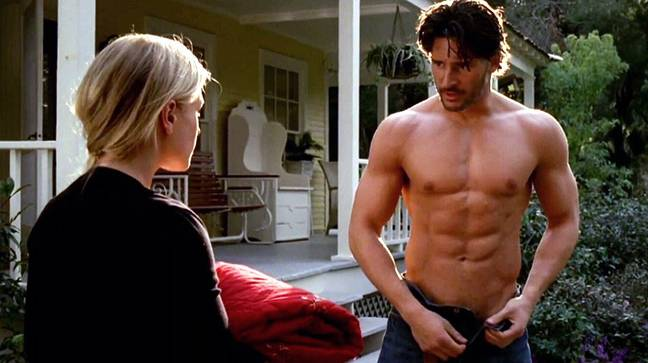 None of the original cast members, including Anna Paquin and Joe Manganiello (pictured) are signed on to star in the reboot (Credit: HBO)