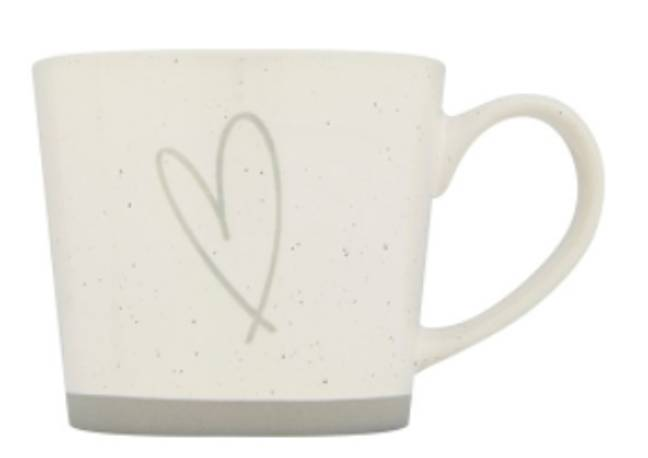 The mugs are super cute and super cheap (Credit: Mrs Hinch x Tesco)